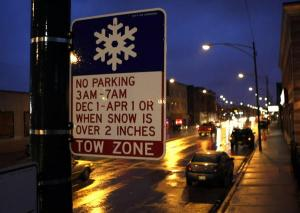 How many of you got got by this sign? Photo Credit: Chicago Tribune