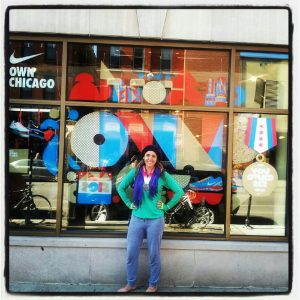 After completing my second Chicago Marathon in 2012